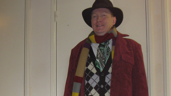 fourth doctor costume