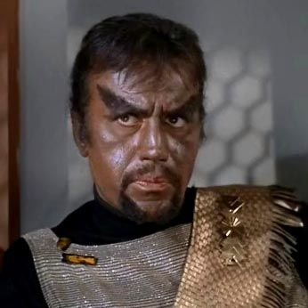 Star Trek the original series Klingon