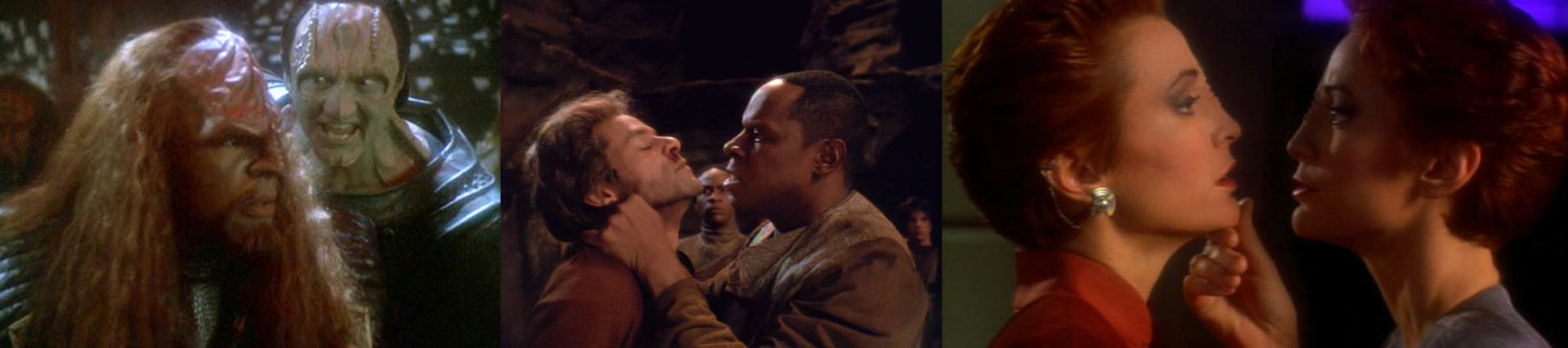 Star Trek Deep Space Nine features the Mirror Universe
