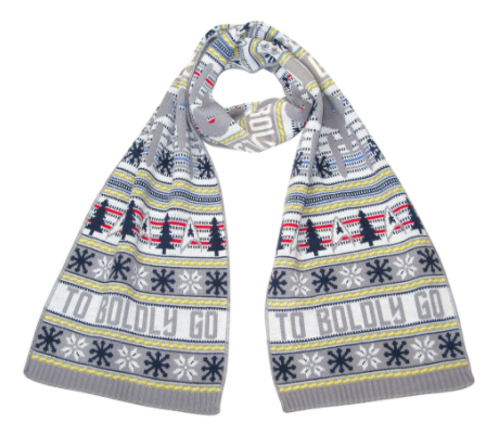 Star Trek - The Original Series Christmas Scarf