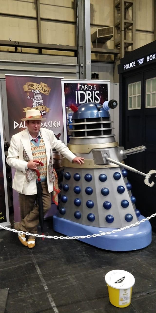 7th doctor cosplay