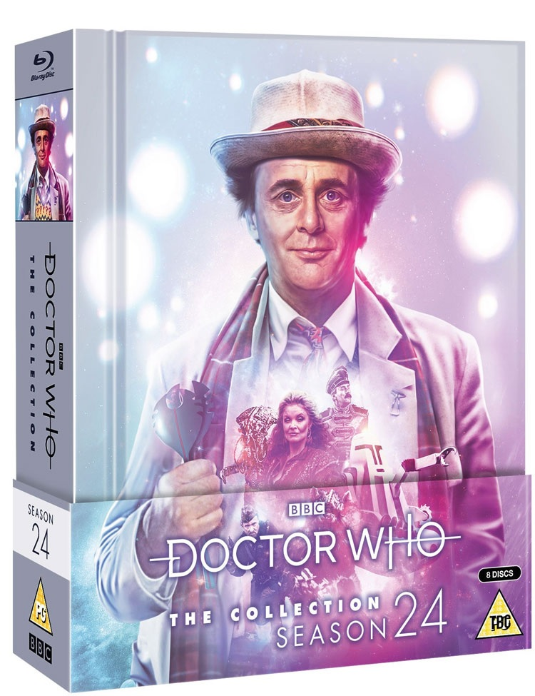 doctor who season 24 blu-ray