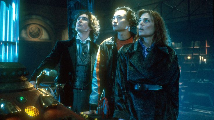 eighth doctor episodes doctor who tv movie