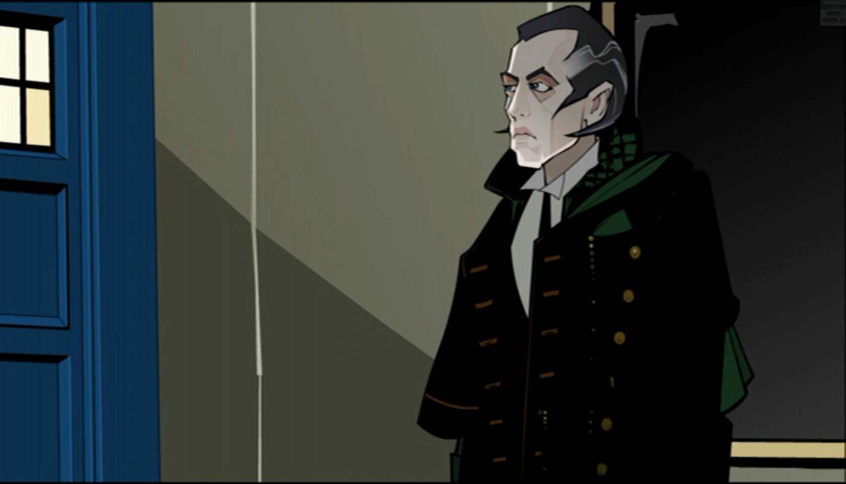 doctor who animation