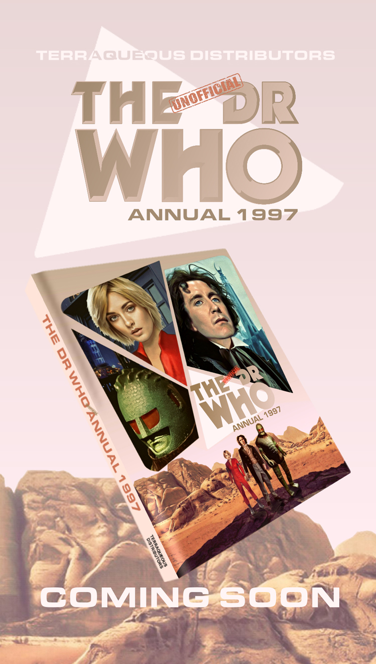 eighth doctor annual