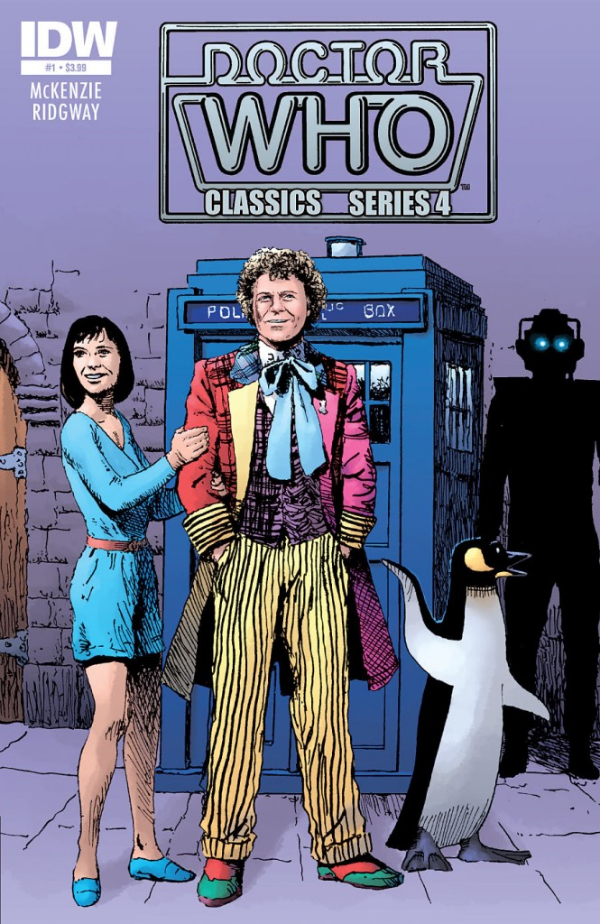 doctor who frobisher